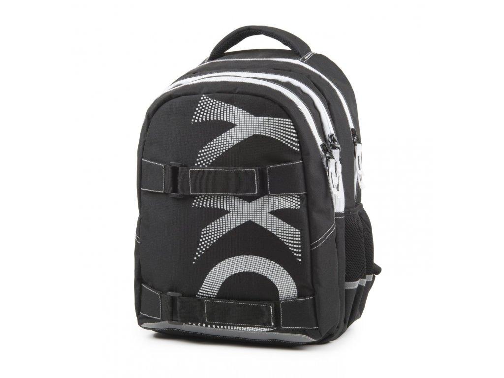 Studentský batoh OXY One Wind White 7-70018