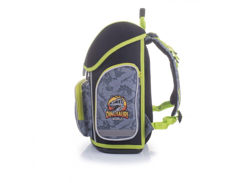 Školní batoh PREMIUM Premium Dinosaurus 3-71716 - Světbatohů.cz c50399004d