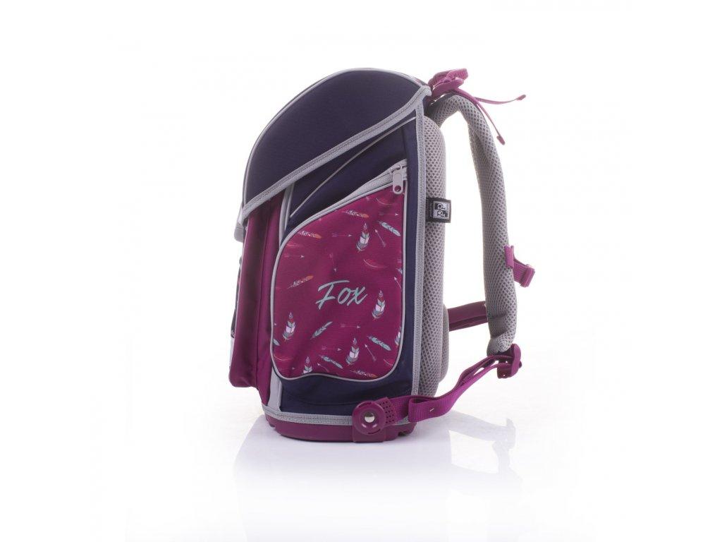 ... Školní batoh PREMIUM FLEXI Premium Fox 3-40017 + LED svítilna ... 5b83a04fca