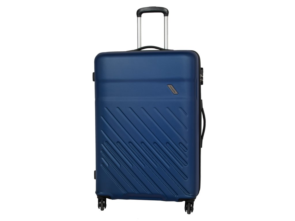 Travelite Vinda 4w L Royal blue  + LED svítilna