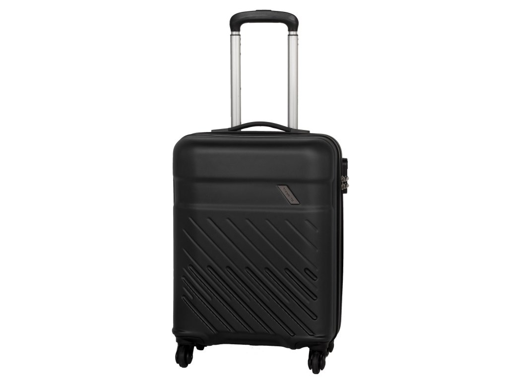 Travelite Vinda 4w S Black