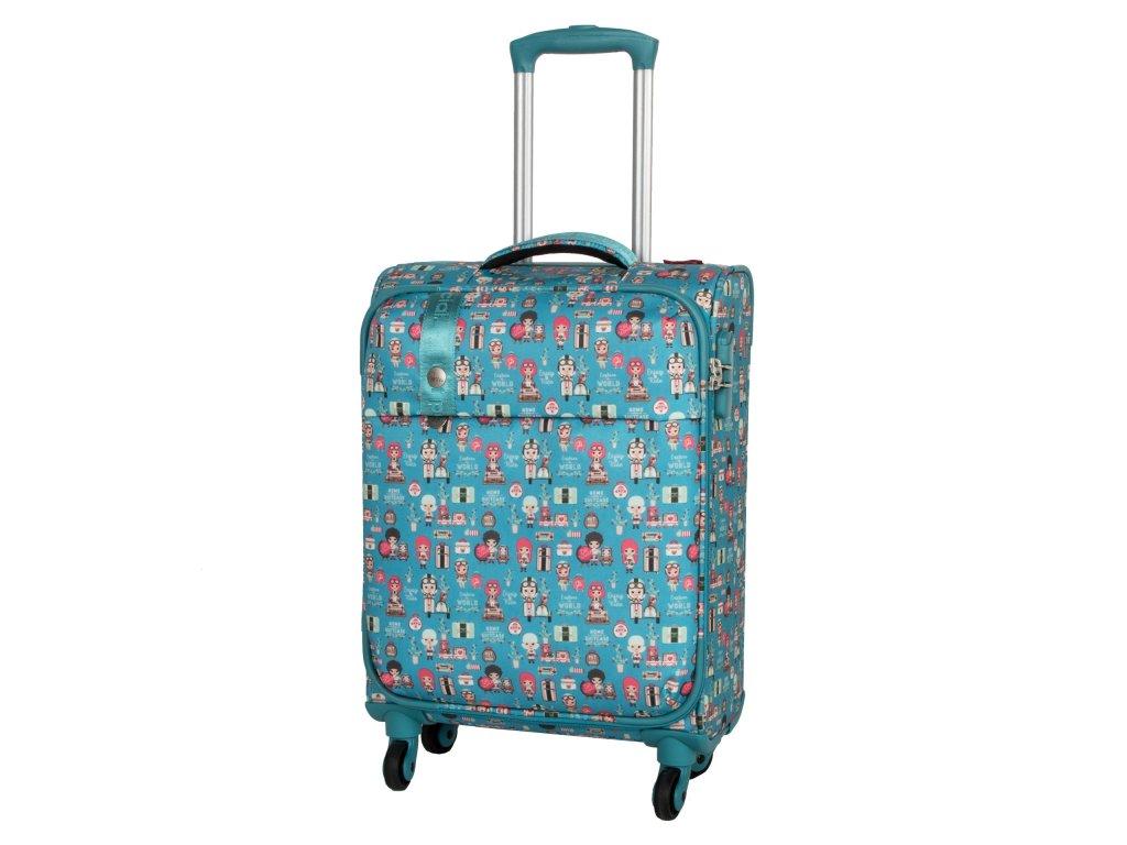 Travelite Lil' Ledy 4w S Turquoise