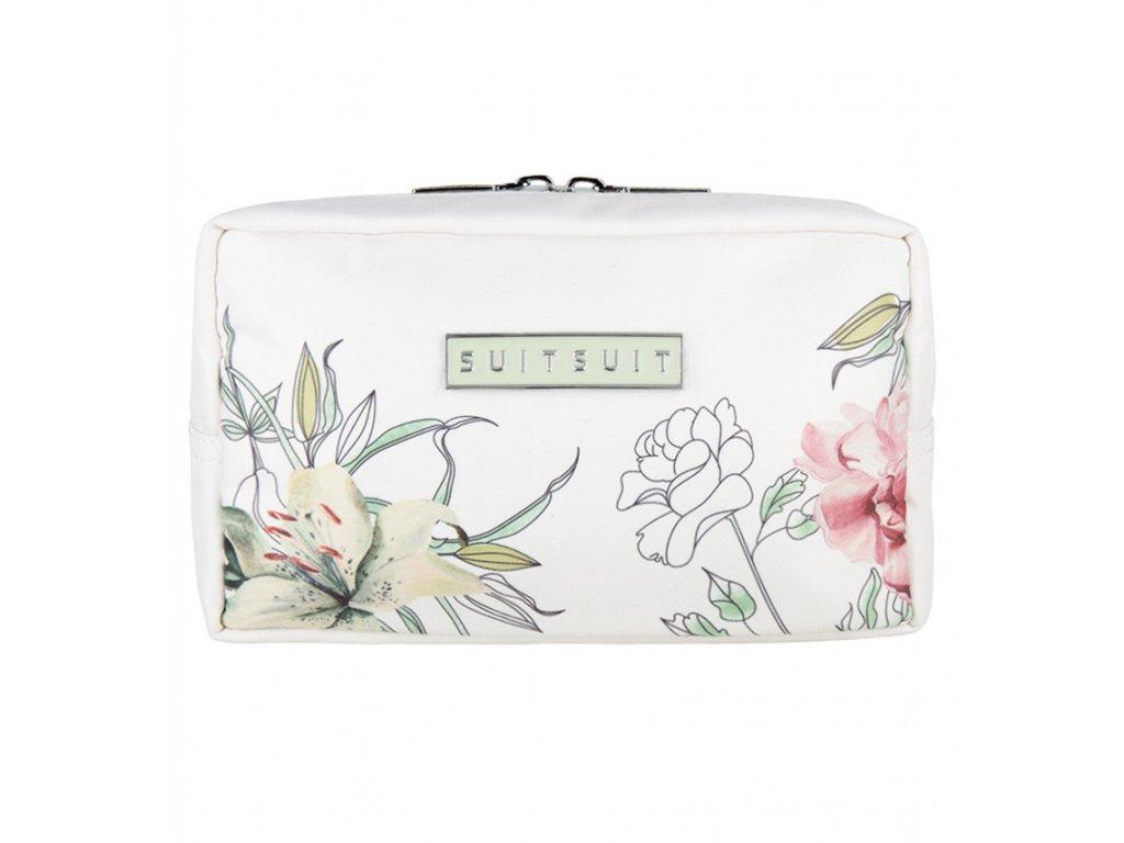 Cestovní obal na kosmetiku SUITSUIT® AA-57107 10th Anniversary English Garden