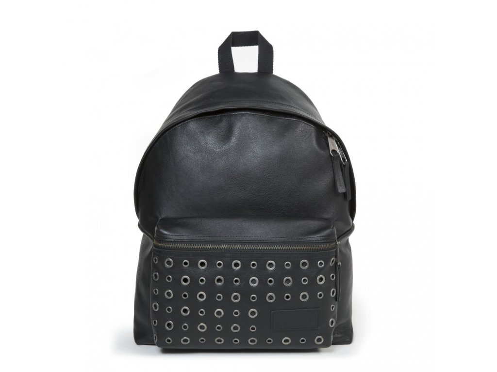 EASTPAK PADDED PAK'R Black Eye-Let  + LED svítilna