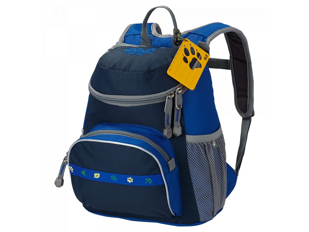 Jack Wolfskin LITTLE JOE Active Blue dětský batoh