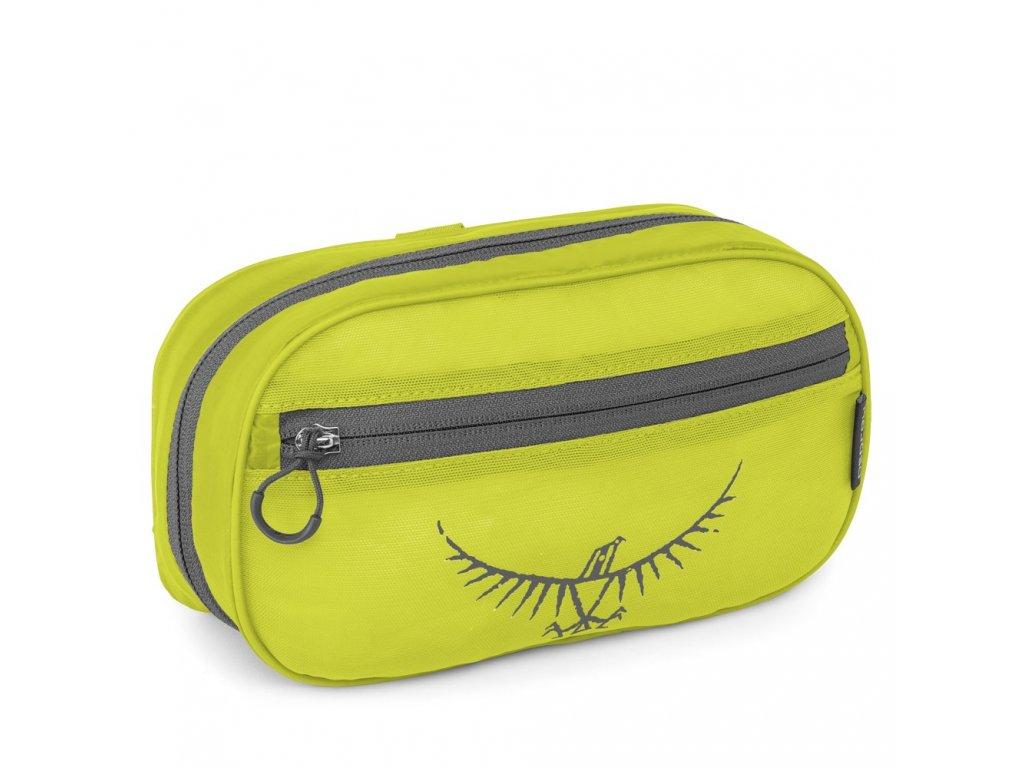 Osprey Ultralight Wash Bag Zip electric lime