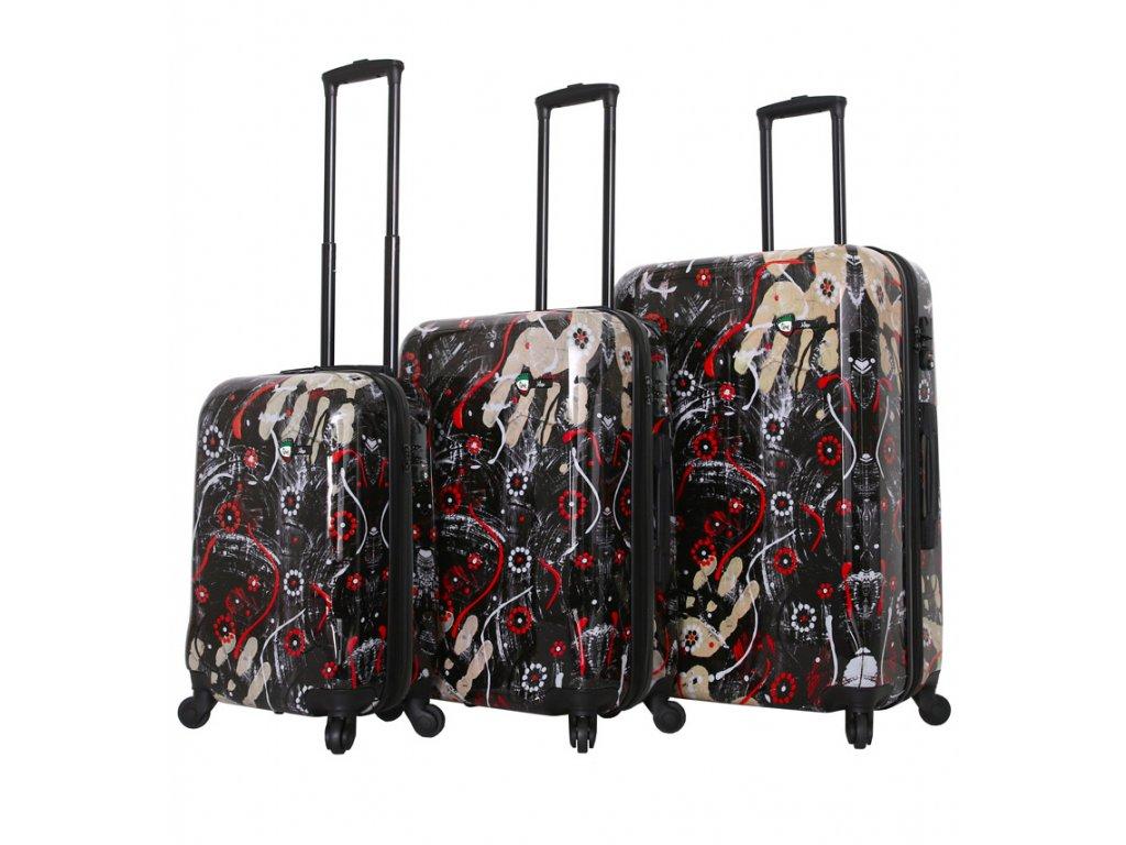 Sada cestovních kufrů MIA TORO M1366/3  + Sluchátka, myš nebo pouzdro