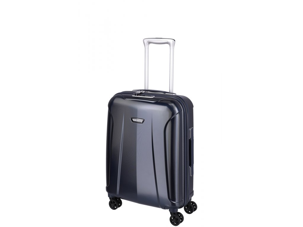 Travelite Elbe 4w S Navy  + LED svítilna