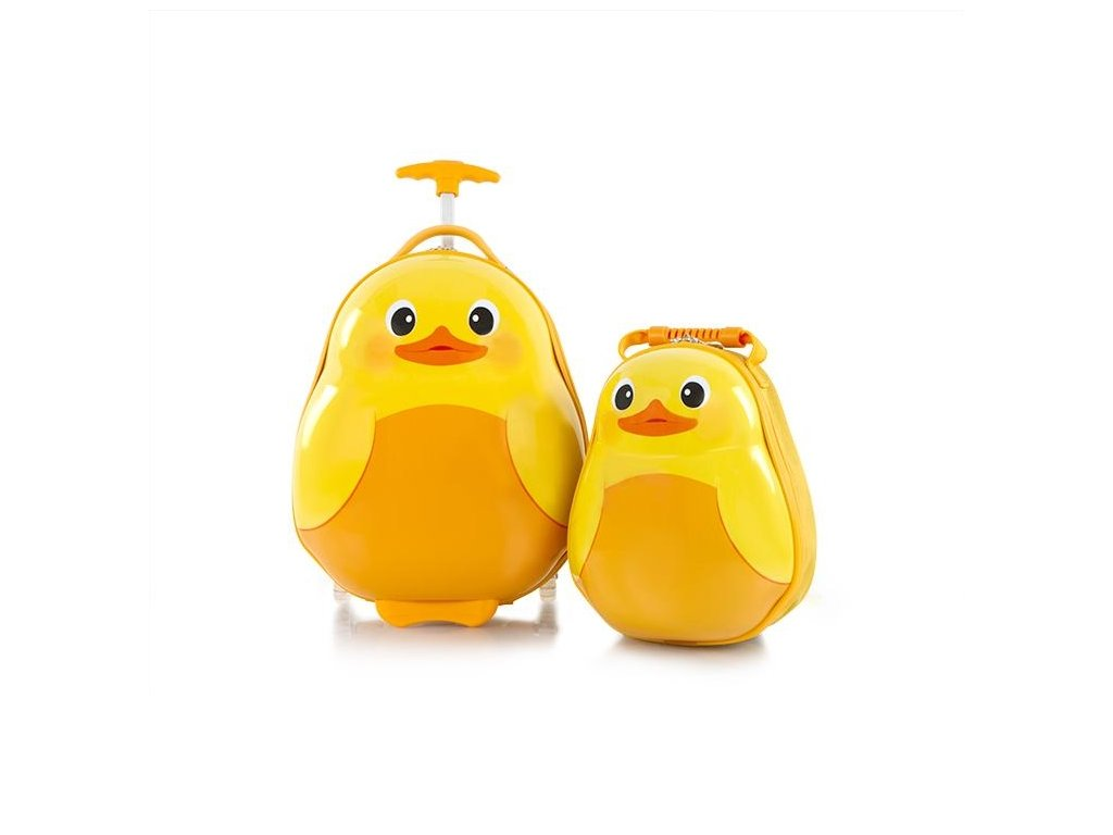 Heys Travel Tots Kids Duck  + LED svítilna