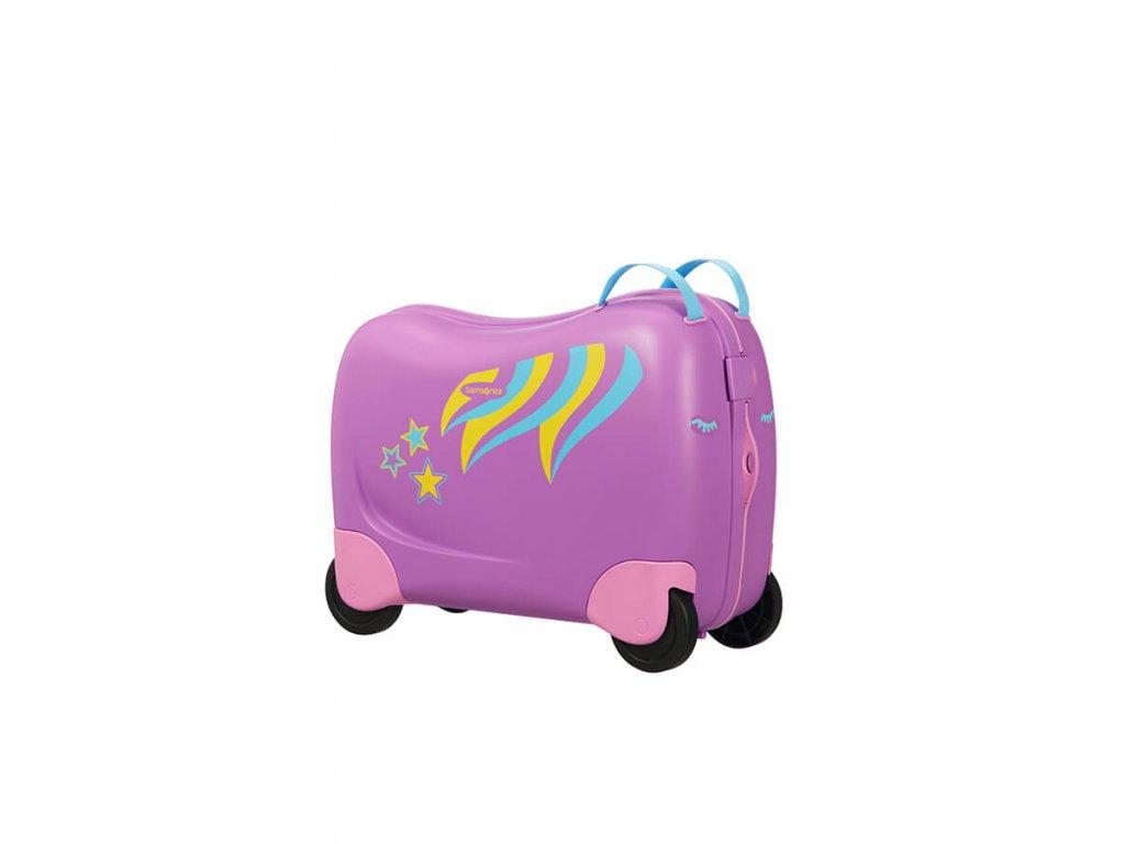 Samsonite Dream Rider Spinner Pony Polly  + LED svítilna