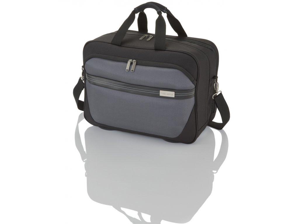 Travelite Meteor Board Bag Black