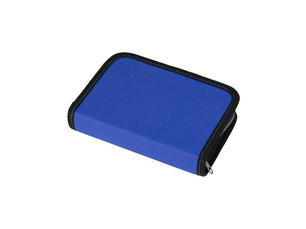 ... Bagmaster CASE GALAXY 6 D BLUE GREEN BLACK Školní penál pro prvňáčka ... 9614877a00