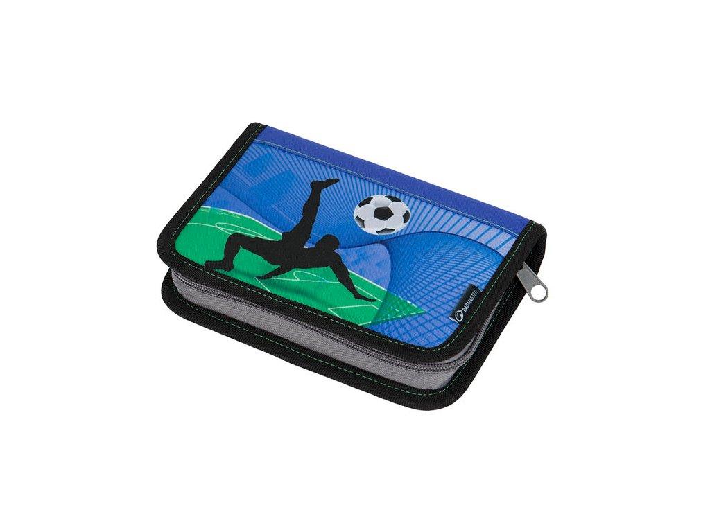 Bagmaster CASE GALAXY 6 D BLUE GREEN BLACK Školní penál pro prvňáčka ... b32dd620a0