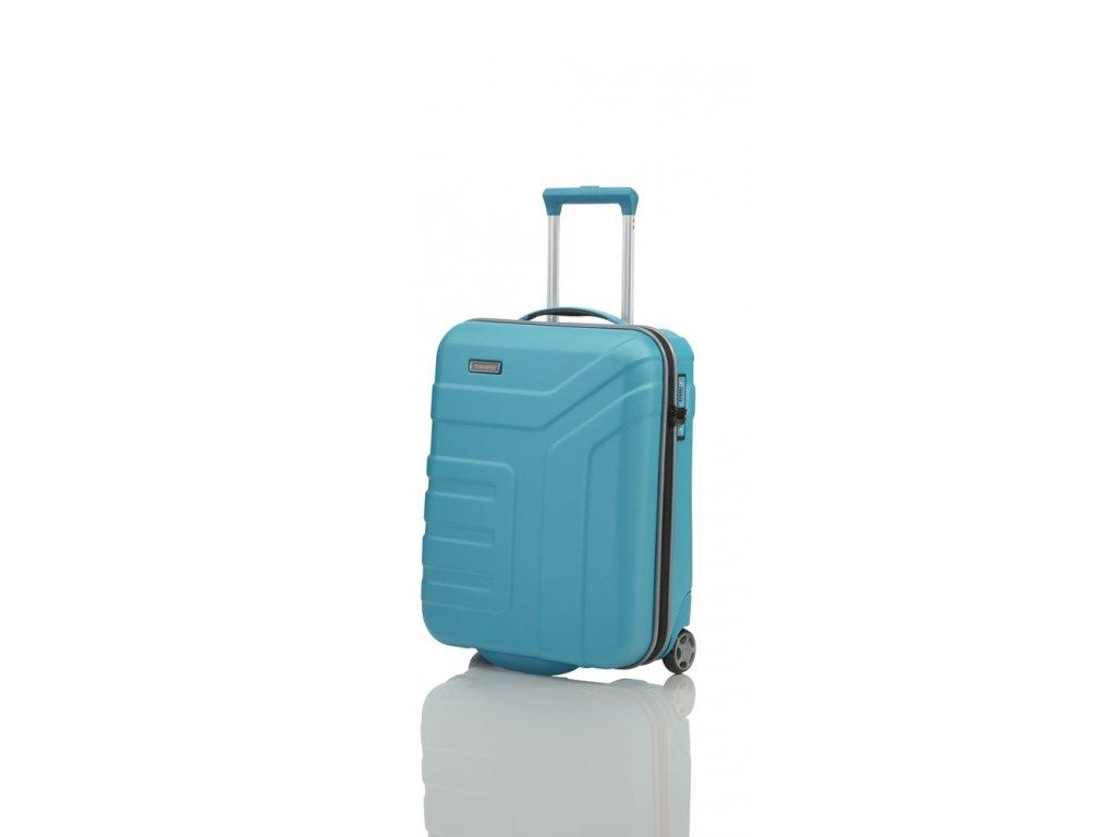 Travelite Vector 2w S Turquoise  + LED svítilna