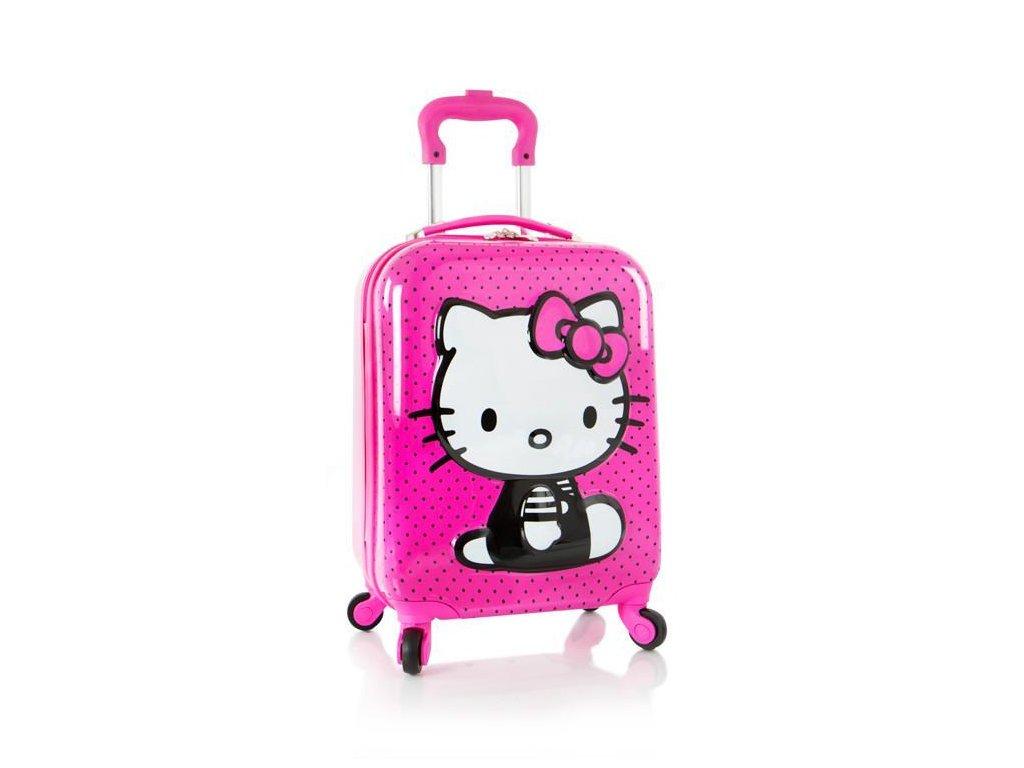 Heys Kids 3D Hello Kitty  + LED svítilna