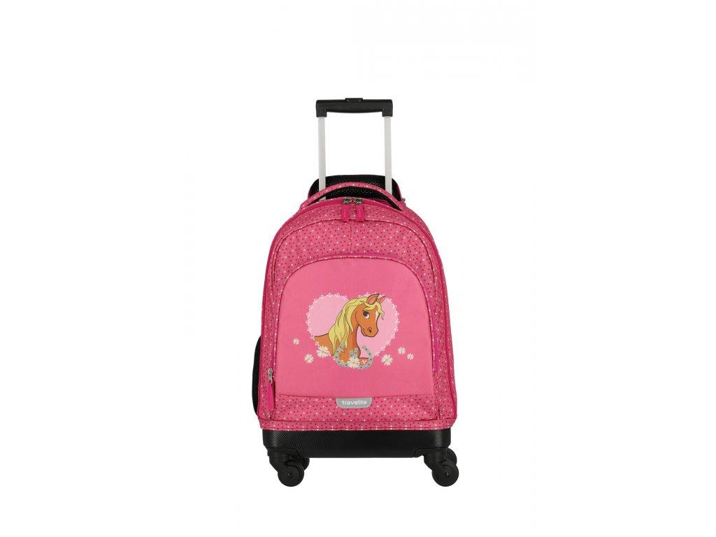 Travelite Mini-Trip 4w S Pony
