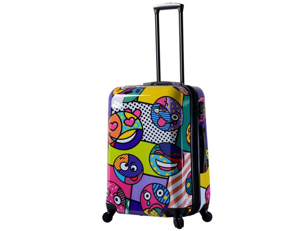 Cestovní kufr MIA TORO M1311/3-M  + LED svítilna