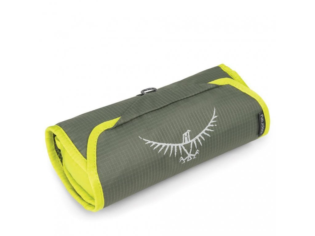 Osprey Ultralight Washbag Roll Electric Lime Nezadáno