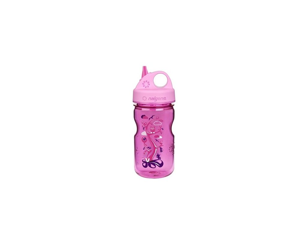 Nalgene Grip´n Gulp 350 mL Pink