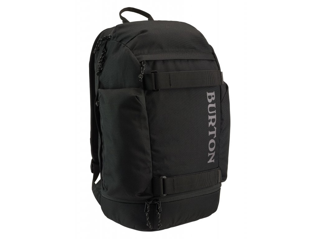 Burton DISTORTION 2.0 TRUE BLACK 29 l  + LED svítilna