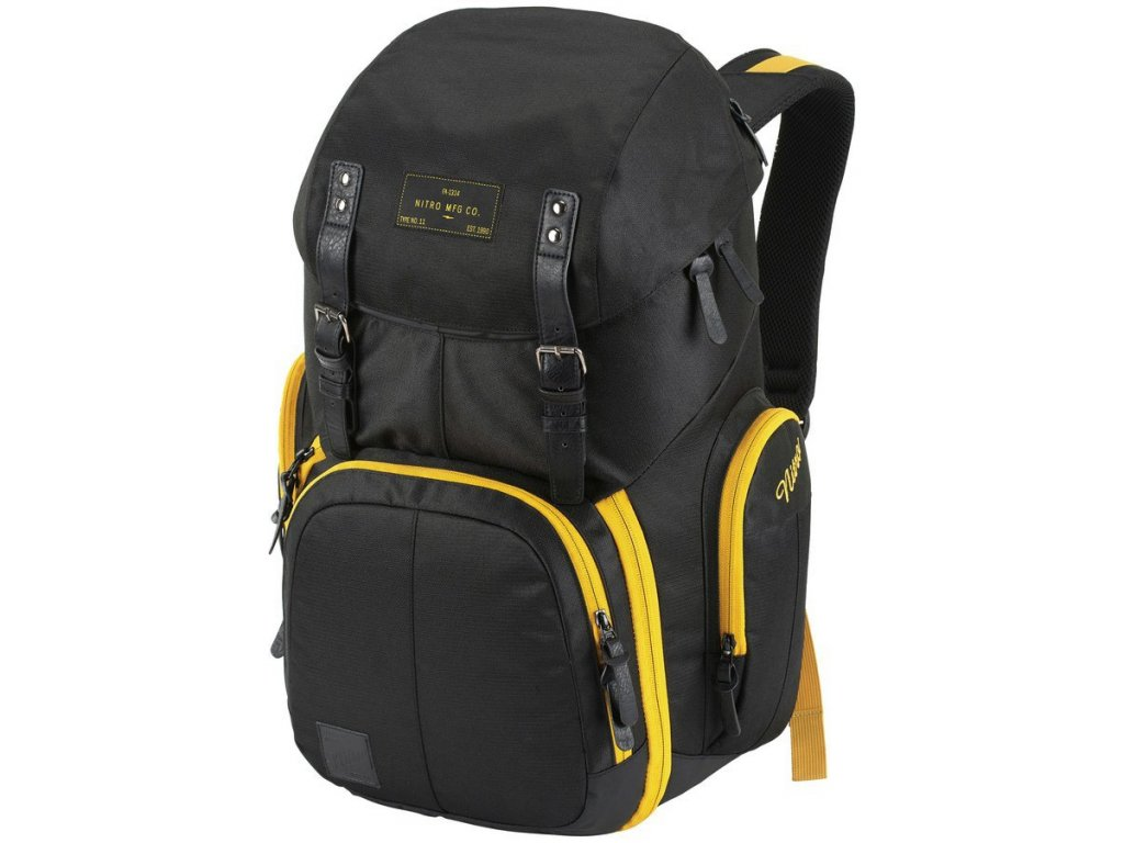 WEEKENDER Golden Black ISO