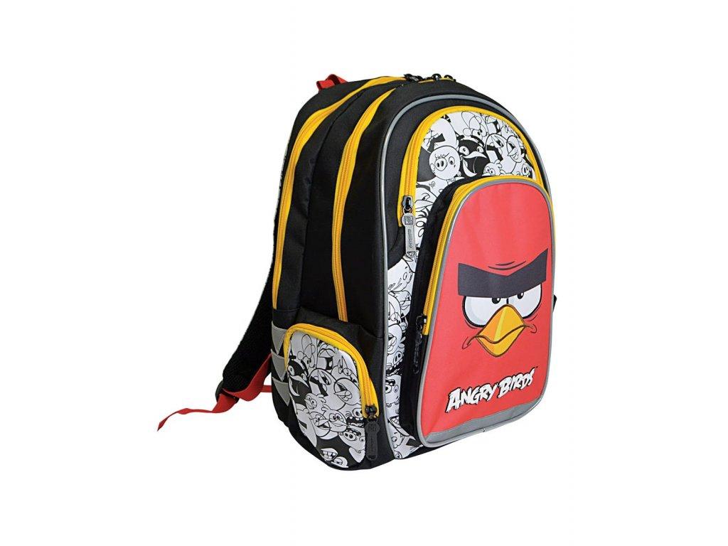 e16fccad163 Anatomický batoh ERGO UNI - Angry Birds + LED svítilna - Světbatohů.cz
