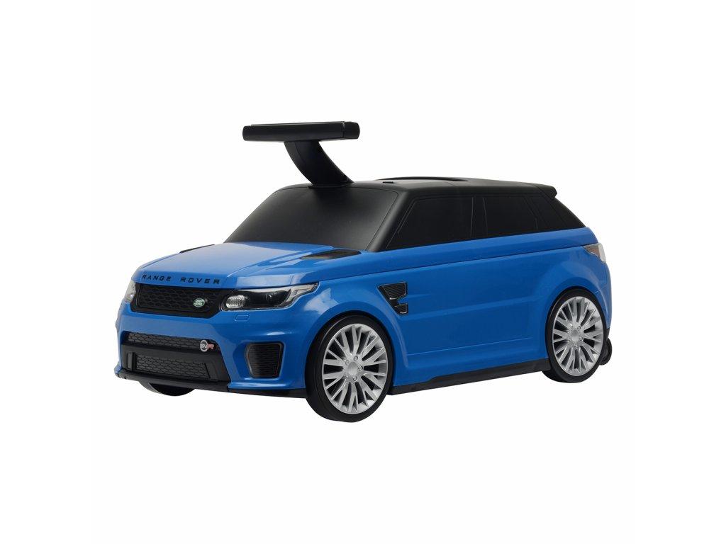 Buddy toys 2V1 RANGE ROVER modrý