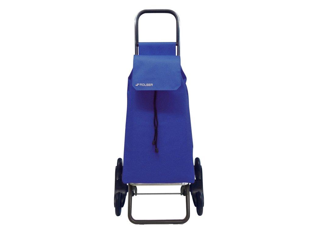 Rolser Saquet LN Rd6 nákupní taška s kolečky do schodů, modrá