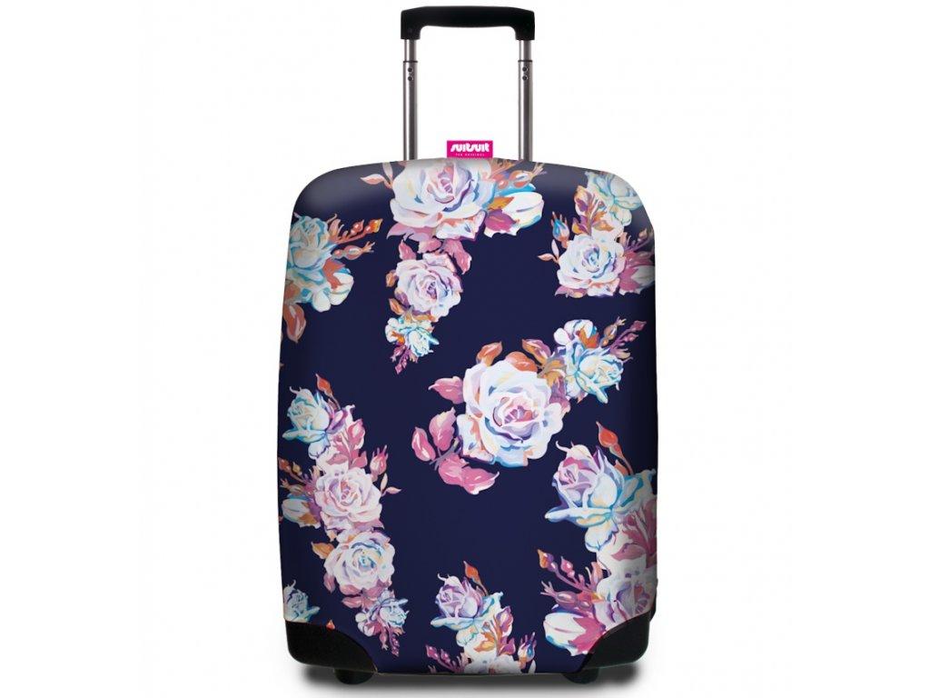 Obal na kufr SUITSUIT® 9078 Roses