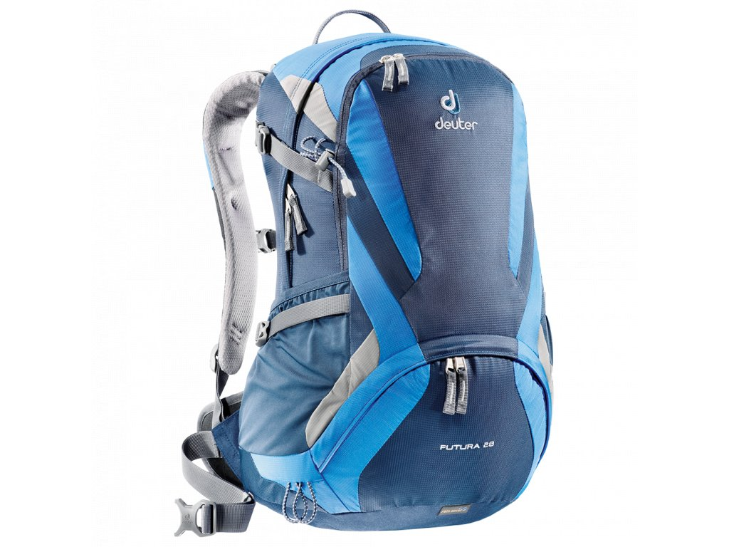 Deuter Futura 28 midnight-coolblue - Batoh + LED svítilna ... ce8bca3e7e