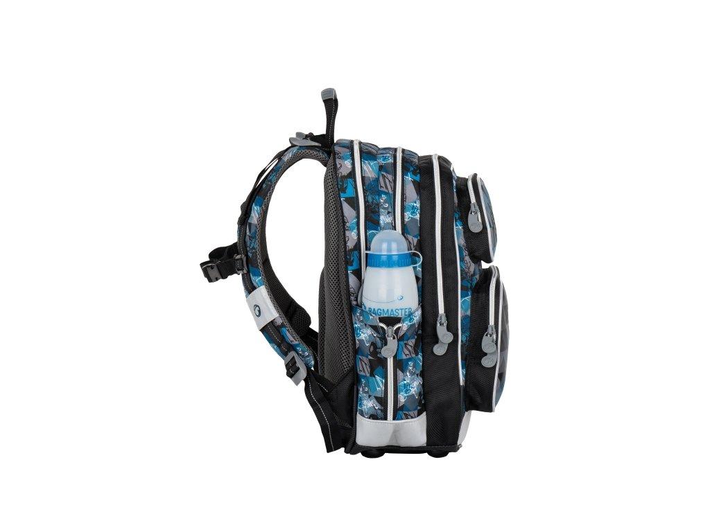 Bagmaster GALAXY 7 F BLUE BLACK GREY + LED svítilna - Světbatohů.cz 05b7fd7886