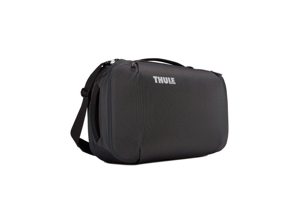 Thule Subterra cestovní taška/batoh 40 l TSD340DSH - tmavě šedá  + LED svítilna