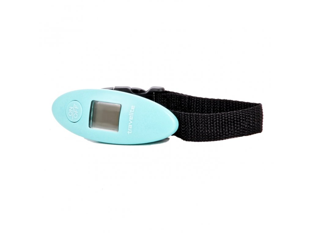 Travelite Luggage scale Light blue