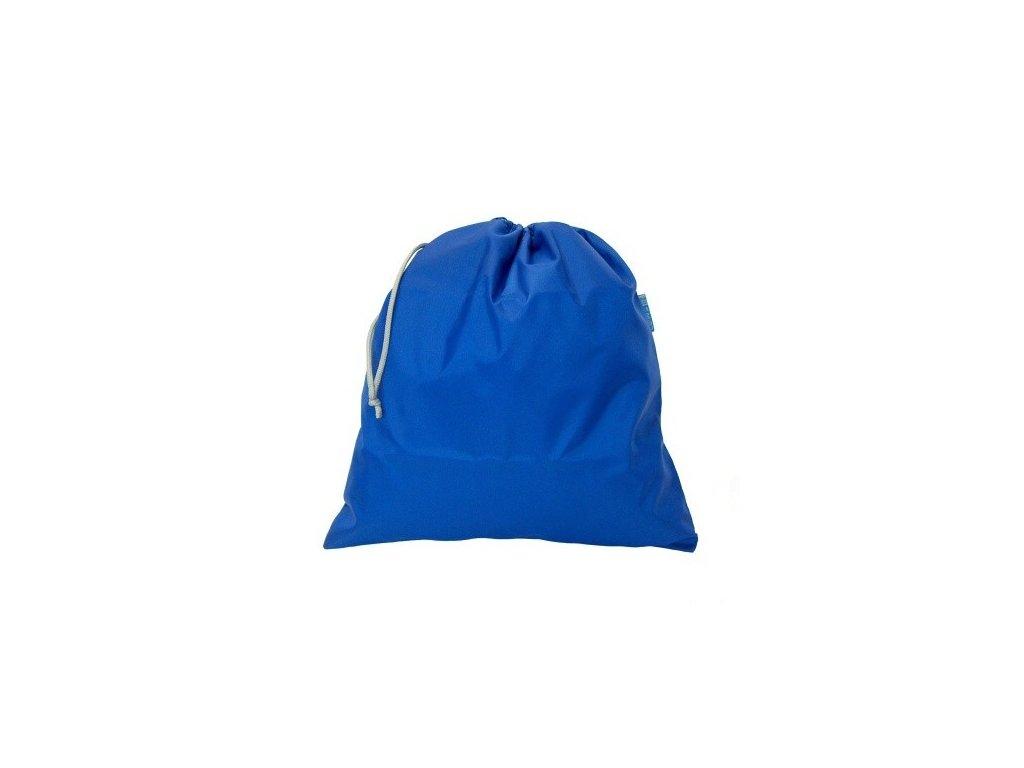 Školní sáček modrá