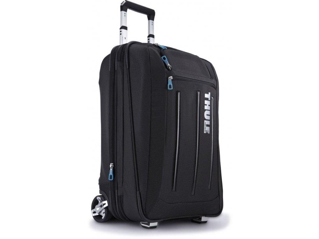 Thule Crossover 45L pojízdný kufr TCRU122 - černý  + 5 % sleva po registraci + LED svítilna