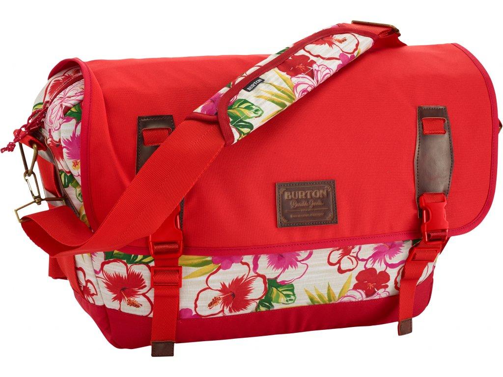 15106 1 burton flint messenger vintage aloha taska