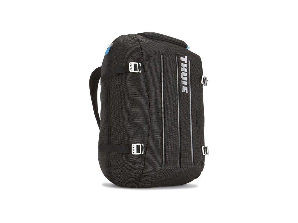 Thule Crossover 40L cestovní batoh TCDP1 - černý  + 5 % sleva po registraci + LED svítilna