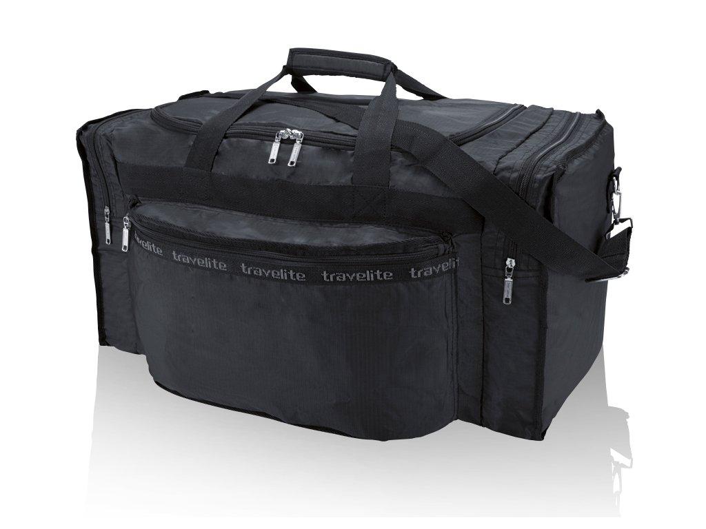 Travelite Minimax Foldable Travel Bag S Black