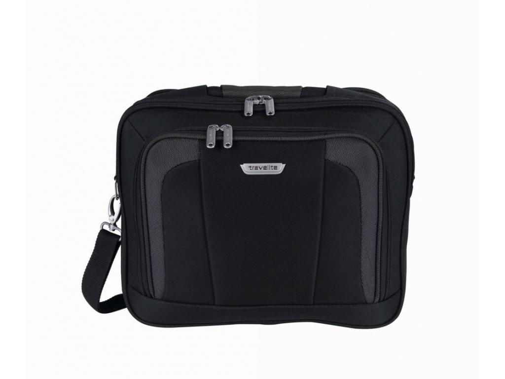 Travelite Orlando Boarding Bag Black