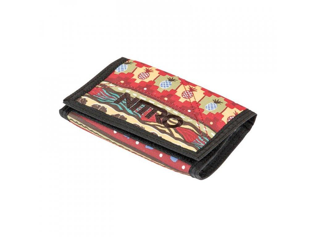 NITRO peněženka WALLET safari