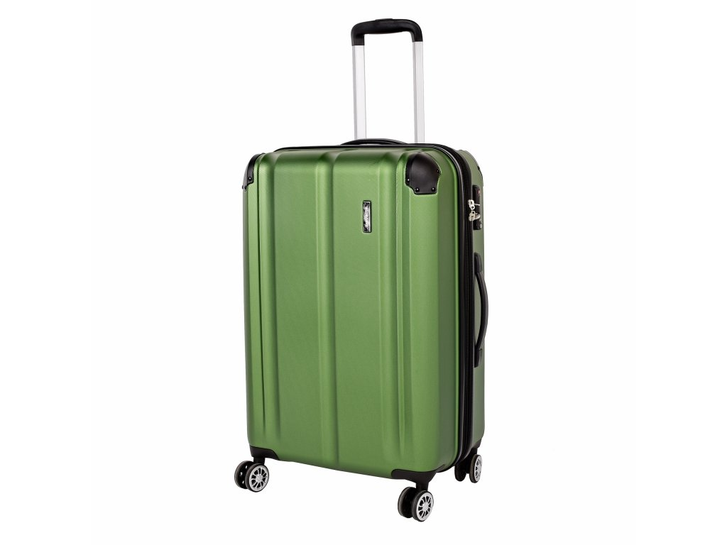 Travelite City 4w M Green  + LED svítilna