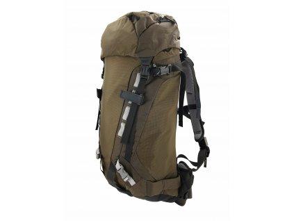 Deuter Guide 35+ army  - Batoh  + LED svítilna