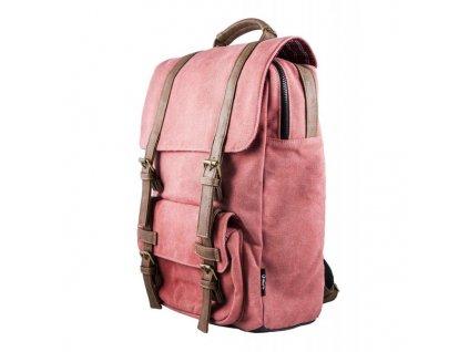 """SilverHT Batoh na notebook 15,4"""", růžový"""