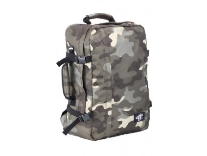CabinZero Classic Ultra-light Urban Camo  + LED svítilna