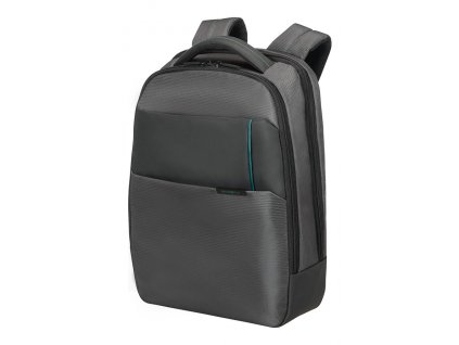 """Samsonite Qibyte Laptop Backpack 14,1"""" Anthracite  + LED svítilna"""