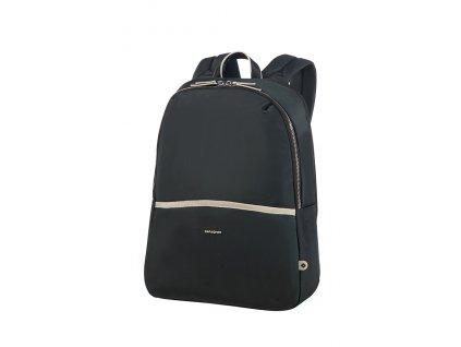 """Samsonite Nefti Backpack 14,1"""" Black/Sand  + LED svítilna"""
