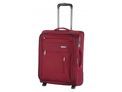 Travelite Capri 2w S Red  + LED svítilna