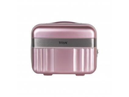 Titan Spotlight Flash Beauty case Wild rose  + LED svítilna