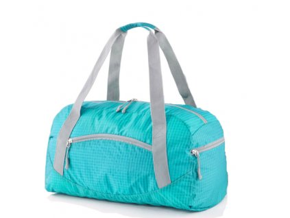 Travelite Airflex Foldable Duffle S Turquoise