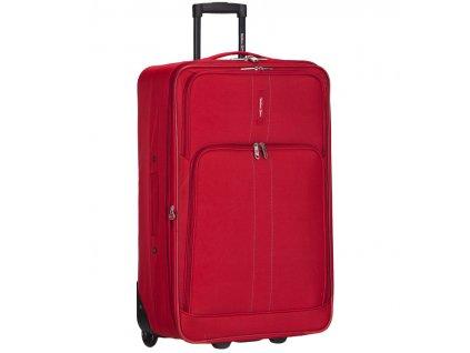 Cestovní kufr Western Gear T-603WG/3-M - červená